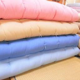 画像 手づくり綿ふとんは廃棄ではなく「ベッドパッド」として活かしてみませんか? の記事より 6つ目