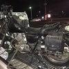 バイク回収の画像