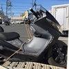 バイクの回収の画像