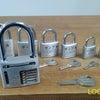 ABUS南京錠 各種サイズ取り扱っております 富山の鍵屋の画像