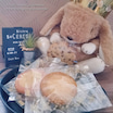 うさぎとステラおばさんのクッキー #ぬいぐるみ #ぬい撮り