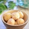 レコルト・エアーオーブンで簡単!「豆腐と米粉のもっちりドーナツ♬」の画像