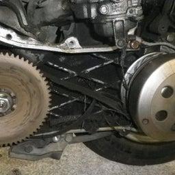 画像 ホンダ ライブディオZX ベルト切れ ベルト交換 バイク 修理 名古屋市港区 の記事より 3つ目