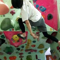画像 11/22(日)  足で攀ぼろうね(^^♪ の記事より 10つ目