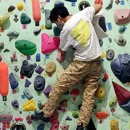 画像 11/22(日)  足で攀ぼろうね(^^♪ の記事より 2つ目