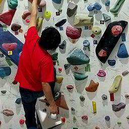 画像 11/22(日)  足で攀ぼろうね(^^♪ の記事より 16つ目