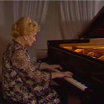 【一部訂正】ツェルニーの子孫のピアニストの表情豊かなショパン