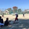 2020 11月22日 練習試合@錦城(山村学園)&部活見学会!の画像