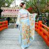 今日のお着物♡銀座ママの3連休は秋の京都&和歌山でパワースポット巡り編の画像