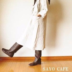 SAYOCAFEファッション談義③の画像