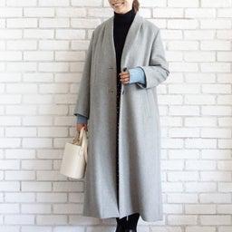 画像 ニットパーカーとニットジャケットのコーデをご紹介〜!(^ ^)♪ の記事より 14つ目