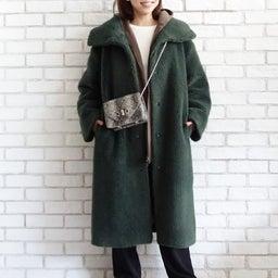 画像 ニットパーカーとニットジャケットのコーデをご紹介〜!(^ ^)♪ の記事より 4つ目