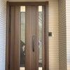リフォーム用玄関ドア交換工事の画像