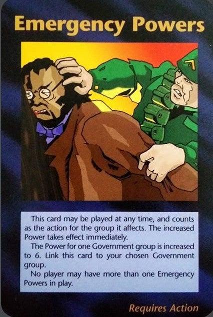 カード 種類 イルミナティ