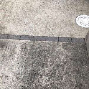 【1日1箇所大掃除】ケルヒャーの威力動画で見てほしいの画像