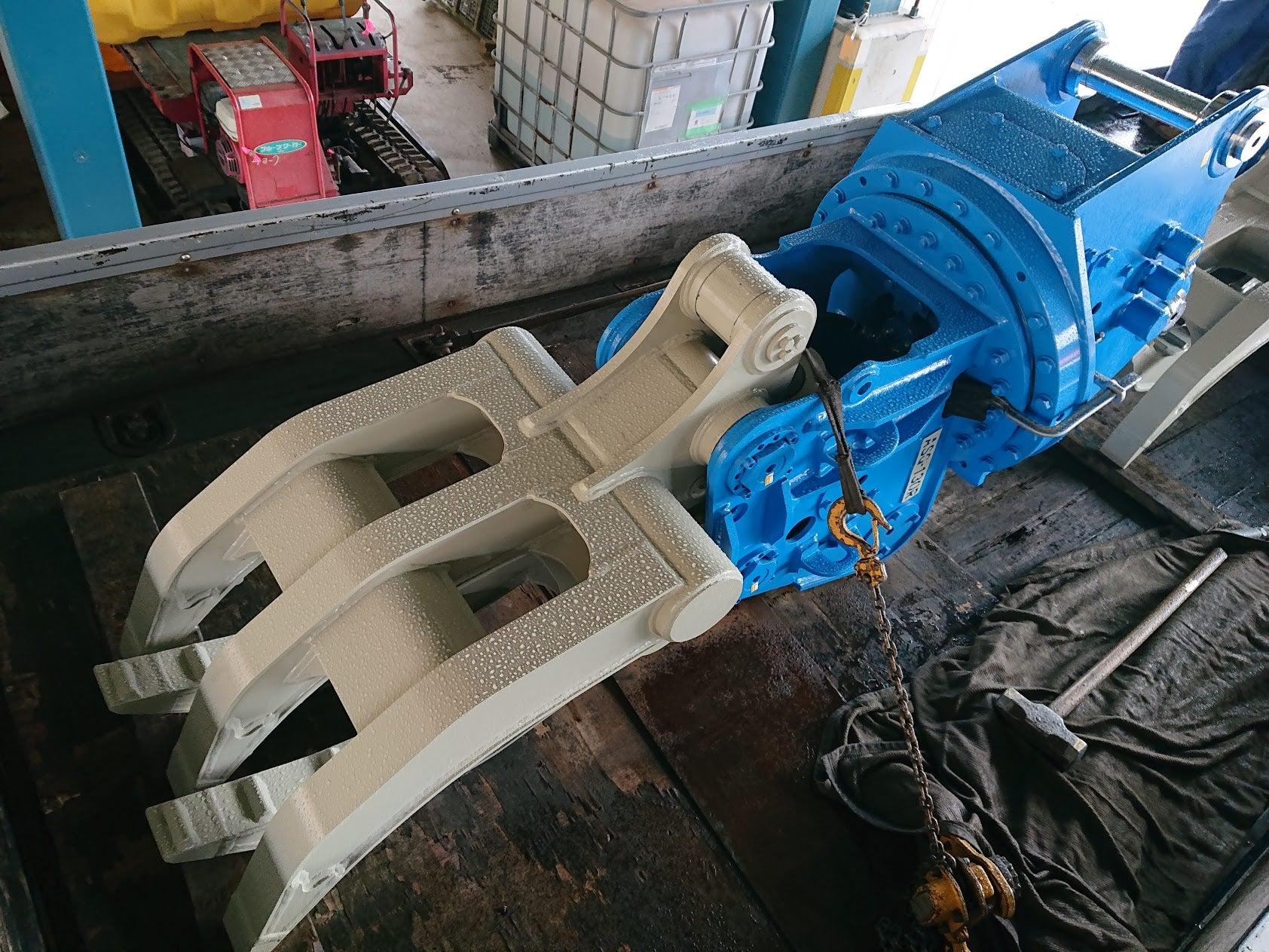 小野建設の新兵器
