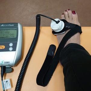 超音波骨折治療の画像