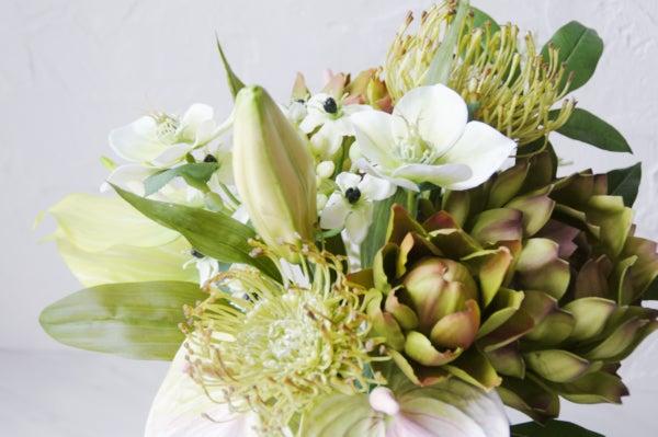 出産祝い 赤ちゃん ベビー フレッシュ 造花