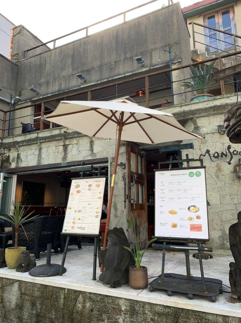代官山 モンスーン カフェ