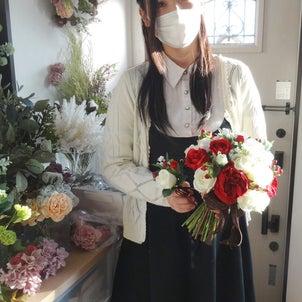 ♪手作りブーケ教室・ご結婚式に向けて♪の画像