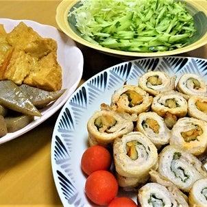 中華風味わい晩ごはんの画像