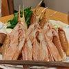 蟹を食べるの画像
