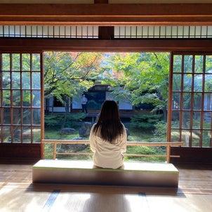 京都合宿2日目は建仁寺の画像