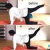 練習の成果…変化を自分で味わうの画像