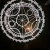 魔法陣の呪文の画像