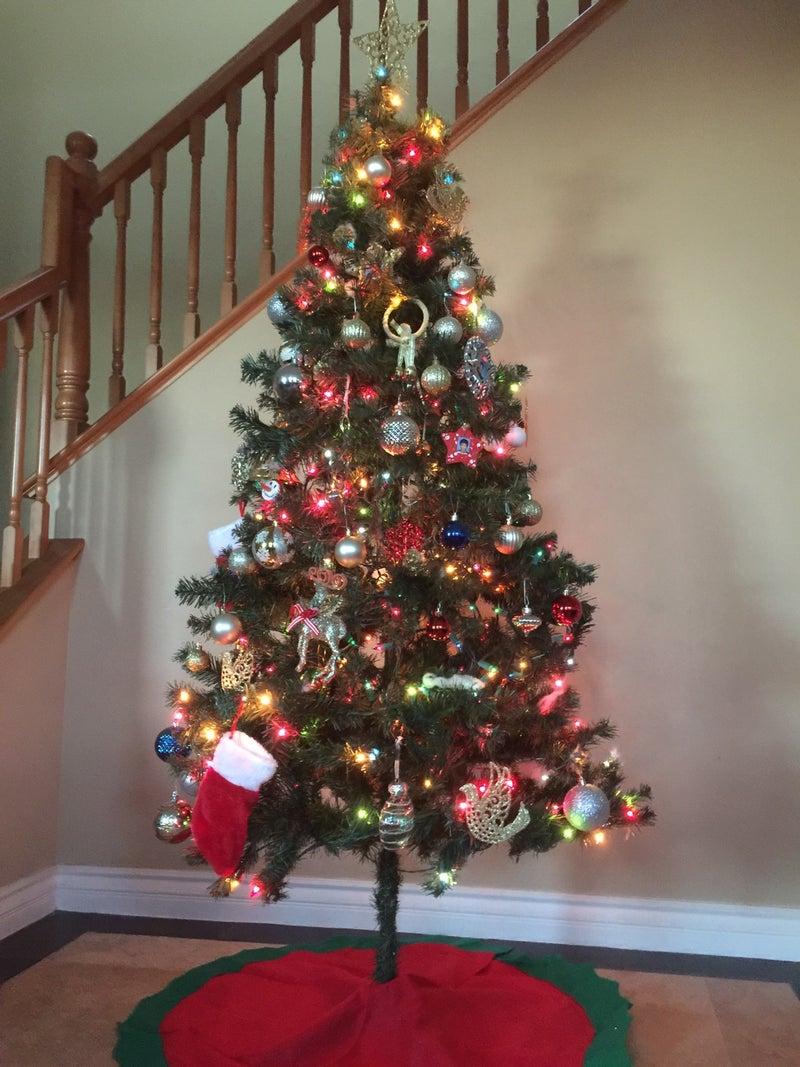 クリスマス 飾りつけ