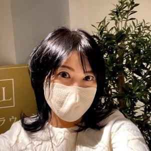 肌にやさしくフィットして暖かい!高級シルク素材ニットマスクの画像