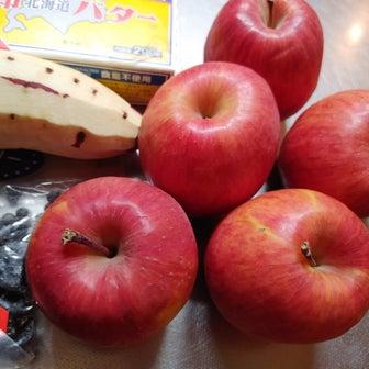 りんごの美味しい季節