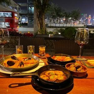 定期的に行っちゃう!ハーバビューのスペイン料理「Tapas Bar」尖沙咀の画像