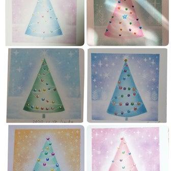 マジックにかけられて「ステキなクリスマスツリー」が出来上がり最高の一日でした♪