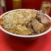 【ラーメン二郎 上野毛店】柔麺も良いもんだなぁ…。