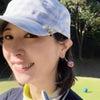 ゴルフコーデ 時計2個使いの画像