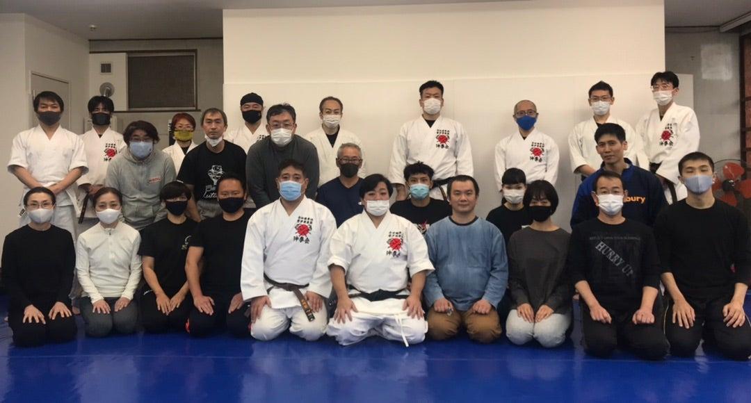 山城先生 沖縄拳法セミナーを開催しました!