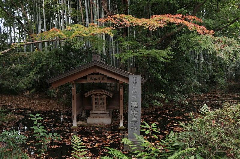 調布大正寺の恵比寿堂