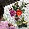 クリスマス花育~5歳の女の子_蕨マルシェの画像