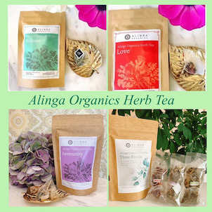 【教えます!】~Alinga Organicsハーブティーの良いところ&温活オススメポイント~の画像