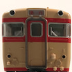 """KATO 10-1600 """"キハ58系(パノラミックウインドウ)4両セット""""入線。〜その2〜"""