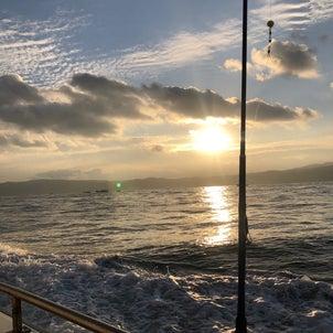 久々の船釣りの画像