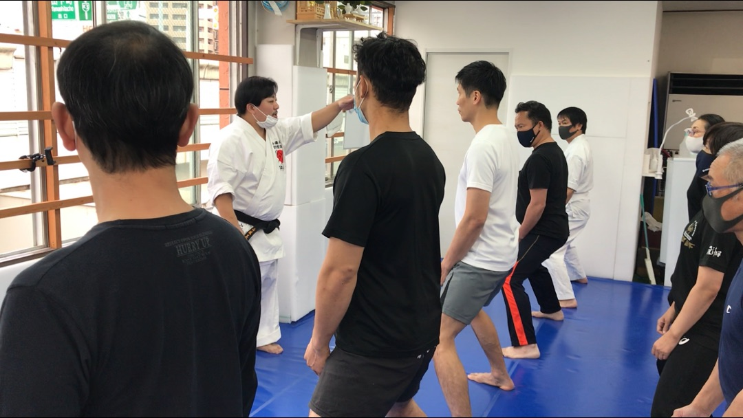 沖縄拳法セミナー