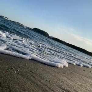 たまには癒されに、こんな時間も必要ですね。#海 #波 #癒し #癒される #良い天...の画像