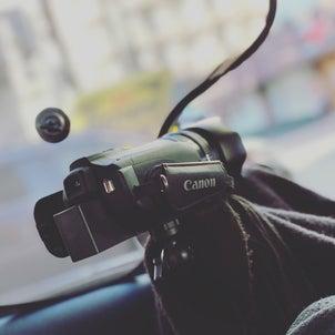 無人の車内に仕掛けたカメラからの画像
