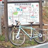 京都→吹田 チャリンコ通勤!!