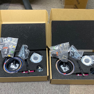Skunk2社、gramsPerformance社、5-0Ignite社からパーツ到着ね。の画像