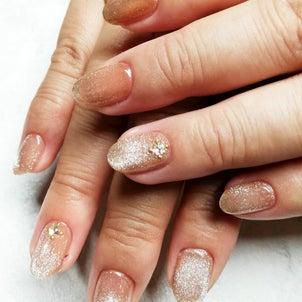粉雪nailの画像