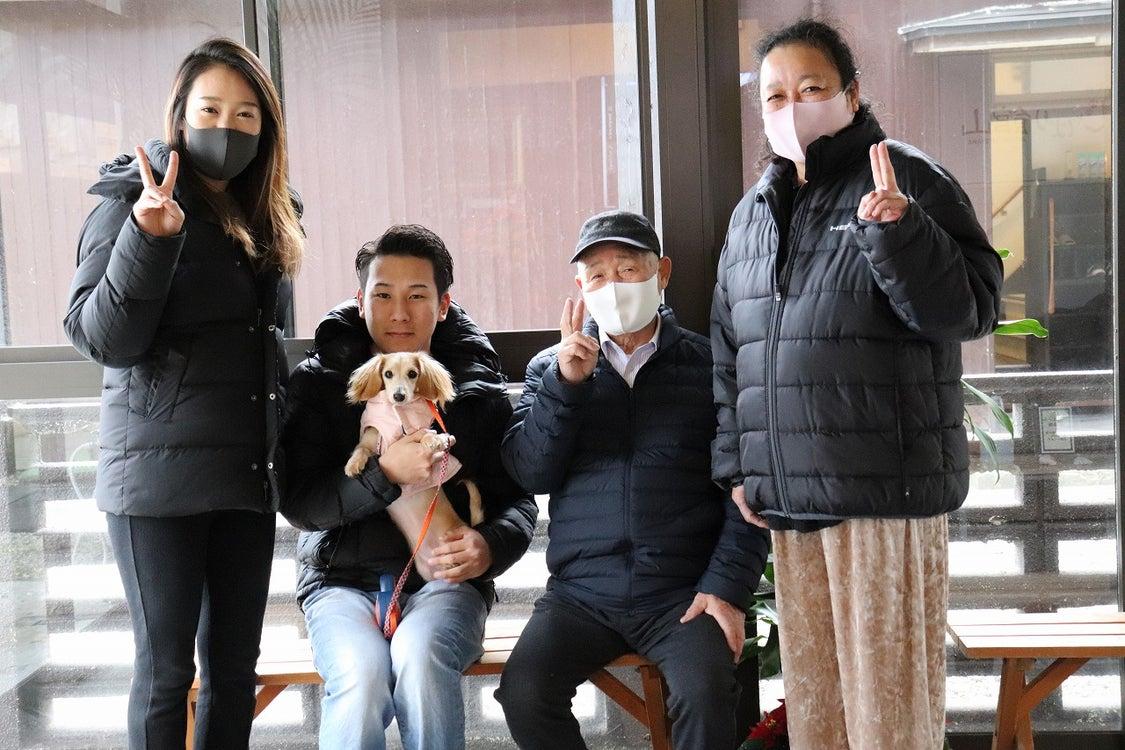 2020.12.1 ご宿泊のワンちゃん達の笑顔☆の記事より