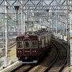 1992年11月阪急宝塚線-7
